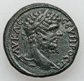 Ancients:Roman Provincial , Ancients: MOESIA INFERIOR. Nicopolis ad Istrum. Septimius Severus(AD 193-211). Æ 27mm (11.88 gm)....