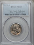 Buffalo Nickels, 1930-S 5C MS66 PCGS. EX: Teich Family Collection. PCGS Population: (216/8). NGC Census: (22/1). CDN: $720 Whsle. Bid for pr...