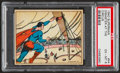 "Non-Sport Cards:Singles (Pre-1950), 1940 Gum Inc. ""Superman"" #44 Disaster at The Circus PSAEX-MT 6...."