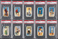 "Non-Sport Cards:Sets, 1927 Ogden's ""Picturesque People of the Empire"" PSA Graded CompleteSet (25). ..."