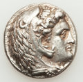 Ancients:Greek, Ancients: MACEDONIAN KINGDOM. Alexander III the Great (336-323 BC).AR tetradrachm (17.17 gm)....