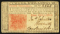 Colonial Notes:New Jersey, New Jersey March 25, 1776 3s Very Fine-Extremely Fine.. ...