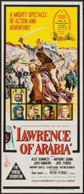 "Movie Posters:Academy Award Winners, Lawrence of Arabia (Columbia, 1962). Australian Daybill (13"" X 30""). Academy Award Winners.. ..."