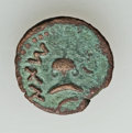 Ancients:Judaea, Ancients: JUDEAEA. Jewish War (AD 66-70). AE prutah (2.59 gm)....