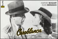 "Movie Posters:Academy Award Winners, Casablanca (Action Gitanes, R-2000s). French Poster (30.5"" X 46"").Academy Award Winners.. ..."