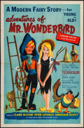 "Movie Posters:Animated, The Adventures of Mr. Wonderbird (Lippert, 1952). One Sheet (27"" X41""). Animated.. ..."