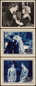 "Movie Posters:Adventure, The Exiles & Other Lot (Fox, 1923). Lobby Cards (3) (11"" X14""). Adventure.. ... (Total: 3 Items)"