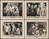 """If I Were King (William Fox, 1920). Lobby Cards (4) (11"""" X 14""""). Swashbuckler. ... (Total: 4 Items)"""
