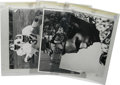 "Football Collectibles:Photos, Circa 1970s O. J. Simpson Oversized Vintage Photographs Lot of 7.Here we present seven great oversized (about 9x14"") shots..."