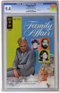 Bronze Age (1970-1979):Humor, Family Affair #4 File Copy (Gold Key, 1970) CGC NM 9.4 Off-white to white pages. Photo cover. Overstreet 2006 NM- 9.2 value ...