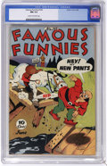 Golden Age (1938-1955):Funny Animal, Famous Funnies #143 (Eastern Color, 1946) CGC NM 9.4 Cream tooff-white pages. Tied with one other copy for highest-graded o...