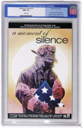 Modern Age (1980-Present):Miscellaneous, Moment of Silence #nn (Marvel, 2002) CGC NM+ 9.6 White pages. Tribute to the World Trade Center. Introduction by Mayor Rudol...