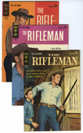 Silver Age (1956-1969):Western, The Rifleman File Copy Group (Gold Key, 1962-64) Condition: AverageVF. Photo covers on all issues in this lot which contain... (Total:9 Comic Books)