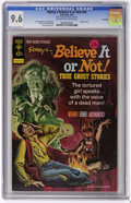 Bronze Age (1970-1979):Horror, Ripley's Believe It Or Not #40 File Copy (Gold Key, 1973) CGC NM+9.6 Off-white to white pages. Painted cover. Jack Sparling...