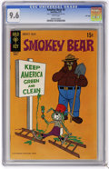 Bronze Age (1970-1979):Cartoon Character, Smokey Bear #5 File Copy (Gold Key, 1971) CGC NM+ 9.6 White pages.Tied for the highest CGC grade to date. Overstreet 2006 N...