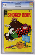 Bronze Age (1970-1979):Cartoon Character, Smokey Bear #13 File Copy (Gold Key, 1973) CGC NM/MT 9.8 Whitepages. This issue currently holds the single highest CGC grad...