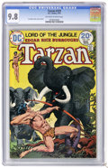 Bronze Age (1970-1979):Miscellaneous, Tarzan #229 (DC, 1974) CGC NM/MT 9.8 Off-white to white pages. JoeKubert story, cover, and art. This issue has attained the...