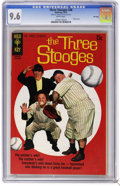 Bronze Age (1970-1979):Humor, Three Stooges #48 File Copy (Gold Key, 1970) CGC NM+ 9.6 Whitepages. Baseball photo cover. This copy is tied for the highes...