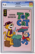 Bronze Age (1970-1979):Cartoon Character, Top Cat #30 File Copy (Dell/Gold Key, 1970) CGC NM+ 9.6 Off-whiteto white pages. Snagglepuss backup story. Only one issue h...