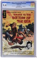 Silver Age (1956-1969):Adventure, Voyage to the Bottom of the Sea #6 File Copy (Gold Key, 1966) CGC NM 9.4 Off-white pages. Painted cover. Back cover pin-up. ...