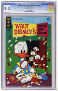 Bronze Age (1970-1979):Humor, Walt Disney's Comics and Stories #355 File Copy (Gold Key, 1970)CGC NM 9.4 Off-white to white pages. Pete Alvarado and Paul...