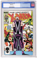 Modern Age (1980-Present):Superhero, X-Men #200 (Marvel, 1985) CGC NM+ 9.6 Off-white to white pages. John Romita Jr. cover and art. Overstreet 2006 NM- 9.2 value...