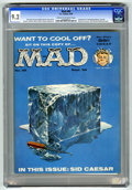 Magazines:Mad, Mad #49 (EC, 1959) CGC NM- 9.2 Cream to off-white pages. A story bySid Caesar is featured. Kelly Freas front and back cover...