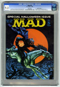 """Magazines:Mad, Mad #59 Gaines File pedigree (EC, 1960) CGC NM- 9.2 White pages.Halloween issue. """"Lassie"""" TV parody. """"The Parent"""" book spoo..."""