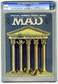 Magazines:Mad, Mad #65 Gaines File pedigree (EC, 1961) CGC VF/NM 9.0 White pages.JFK parody. Kelly Freas cover. Mort Drucker, Wally Wood, ...