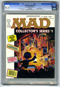 """Magazines:Mad, Mad Special #76 Gaines File pedigree (EC, 1991) CGC NM- 9.2 Whitepages. Kelly Freas cover. Al Jaffee art. Titled """"Mad Colle..."""
