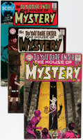 Silver Age (1956-1969):Horror, House of Mystery Group (DC, 1968-83) Condition: Average FN-....(Total: 18 Comic Books)
