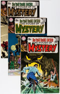 Bronze Age (1970-1979):Horror, House of Mystery Group (DC, 1970-72) Condition: Average VF....(Total: 17 Comic Books)