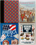 Books:Americana & American History, [American History]. Group of Four Illustrated Books of AmericanHistory. Various publishers, twentieth century. Various edit...(Total: 4 Items)