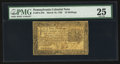 Colonial Notes:Pennsylvania, Pennsylvania March 16, 1785 10s PMG Very Fine 25.. ...