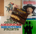 Books:Sporting Books, Group of Five Illustrated Books About Guns. Various publishers,twentieth century. Various editions. Quarto or larger. Publi...(Total: 5 Items)