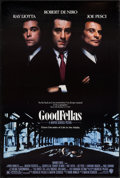 "Movie Posters:Crime, Goodfellas (Warner Brothers, 1990). One Sheet (27"" X 40.25"") SS.Crime.. ..."