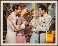 """Movie Posters:Musical, Moon Over Miami (20th Century Fox, 1941). Lobby Card (11"""" X 14"""").Musical.. ..."""