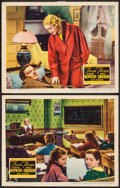 "Movie Posters:Drama, These Three (United Artists, 1936). Lobby Cards (2) (11"" X 14""). Drama.. ... (Total: 2 Items)"