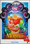"Movie Posters:Animation, The Little Mermaid (Buena Vista, R-1997). One Sheet (26.75"" X39.75"") DS Advance. Animation.. ..."