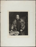 Books:Prints & Leaves, Field Marshal Frederick Sleigh Roberts, 1st Earl Roberts VC. SteelEngraving after the Portrait by W. W. Ouless. Circa 1912....