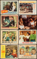 "Movie Posters:Western, Shane & Others Lot (Paramount, R-1959). Lobby Cards (92), TitleLobby Cards (9) & Lobby Card Sets of 8 (7) (11"" X 14""). West...(Total: 157 Items)"