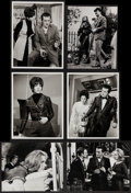 "Movie Posters:Action, The Avengers (ABC, 1960s). Photos (9) (8"" X 10"", 9.5"" X 7.5"").Action.. ... (Total: 9 Items)"