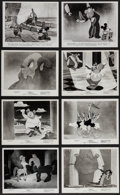 "Movie Posters:Animation, Fantasia (Buena Vista, R-1969). Photos (32) (8"" X 10""). Animation.. ... (Total: 32 Items)"