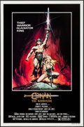 """Movie Posters:Action, Conan the Barbarian (Universal, 1982). One Sheet (27"""" X 41"""")Advance. Action.. ..."""