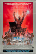 "Movie Posters:Animation, Heavy Metal (Columbia, 1981). One Sheet (27"" X 41"") Style B. Animation.. ..."