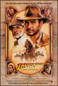 """Movie Posters:Action, Indiana Jones and the Last Crusade (Paramount, 1989). One Sheet (27"""" X 40.5"""") Advance. Action.. ..."""