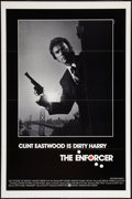 "Movie Posters:Crime, The Enforcer (Warner Brothers, 1977). One Sheet (27"" X 41"") FlatFolded. Crime.. ..."