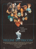 """Movie Posters:Foreign, Fellini Satyricon (United Artists, 1969). French Affiche (22.75"""" X 30.5""""). Drama.. ..."""