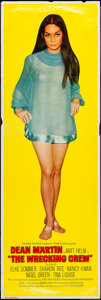 """Movie Posters:Action, The Wrecking Crew (Columbia, 1969). Door Panel (20"""" X 60"""") Nancy Kwan Style. Action.. ..."""