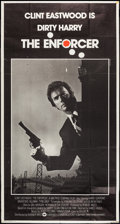 "Movie Posters:Crime, The Enforcer (Warner Brothers, 1977). International Three Sheet(41"" X 77""). Crime.. ..."